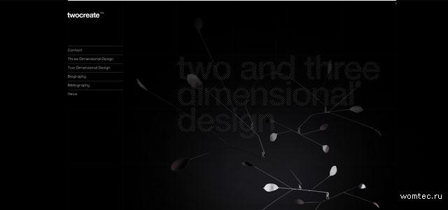 Черный цвет в дизайне