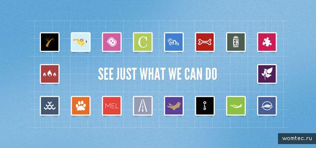 Красивый и вдохновляющий веб-дизайн