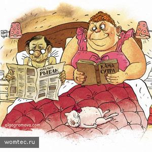 Рисунки-карикатуры людей