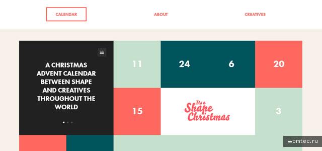 Плоский дизайн, примеры сайтов и интерфейсов
