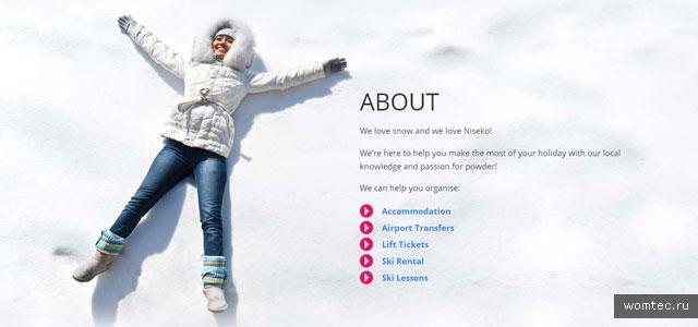 Великолепные сайты на WordPress