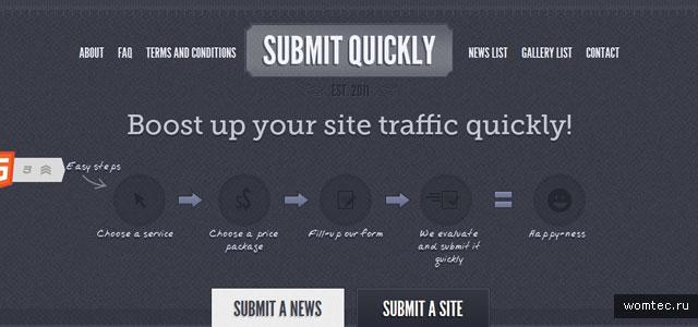 Примеры сайтов на HTML5