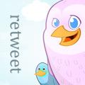 Retweet в твиттере