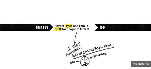 Креативные веб-сайты