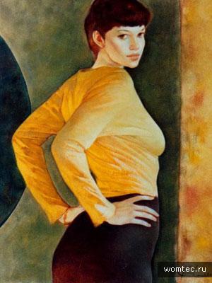Чувственная эротика в живописи