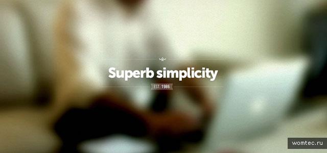 Видео в качестве фона, как новый тренд в дизайне